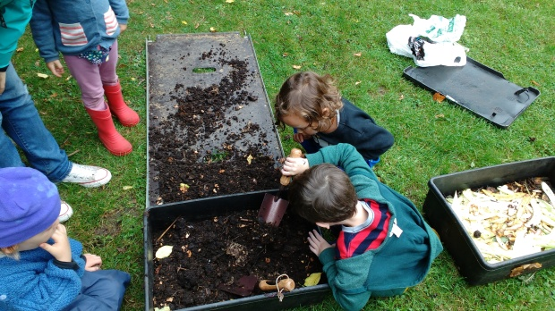 picking-worms-from-compost